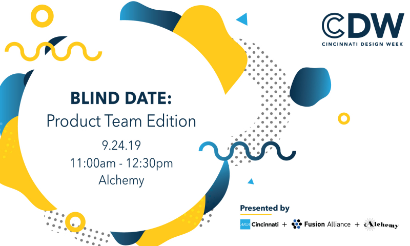 Blind Date: Product Team Edition | AIGA Cincinnati
